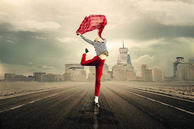 Zasłonić się parasolką