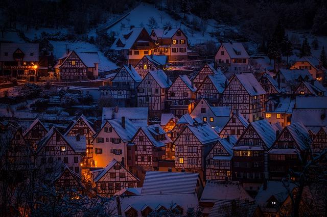 Architektura starego miasta