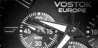 tarcza zegarka Vostok Europe