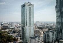 Warszawa - rozwój biurowców